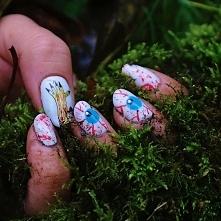 Przerażające paznokcie