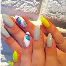 Piękny manicure:) LINK do n...