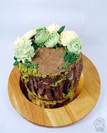 Leśny tort <3