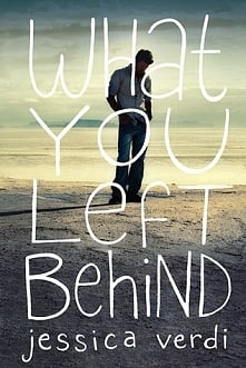 JESSICA VERDI - WHAT YOU LEFT BEHIND *WYSYŁAM PDF*