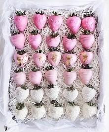 piękne truskaweczki :D