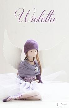 Wioletta anioł
