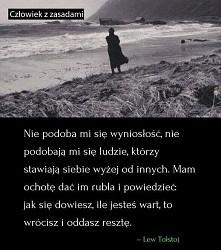 Lew Tołstoj. PIĘKNE