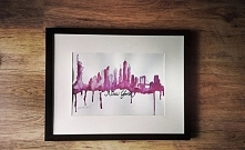 NYC in watercolors :)