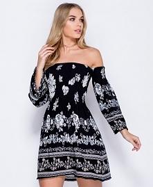 Sukienka w stylu Boho  www sibysi pl