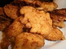 """Kurczak w cieście naleśnikowym. Przepis na blogu: ,, Kuchnia Wg. Kacpra""""..."""