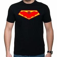 Super spider batman koszulka damska i męska