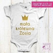 Body niemowlęce, złoty nadr...