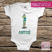Body niemowlęce na pierwsze...