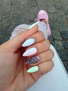 nails 2017 pastel spring