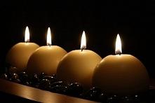 Świeczki stanowią formę rel...