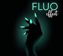 Pyłki do hybryd Fluo Effect świecą w ciemności - świetna opcja do hybryd by rozświetlić je w nocy. :)