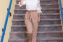 Luźne spodnie - Kliknij w zdjęcie aby zobaczyć więcej