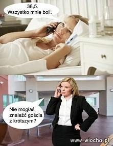 Choroba :d