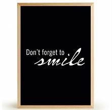 Plakat SMILE