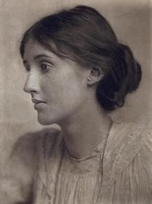 """""""Ja, które się ciągle zmienia, to ja, które żyje."""" Virginia Woolf. Jedna z milionów wspaniałych pisarek na przestrzeni wieków! :)"""