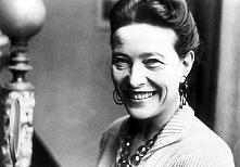 """""""Nikt nie chciał mnie przyjąć taką, jaką byłam, nikt mnie nie kochał: będę sama siebie kochała dość silnie, by sobie to osamotnienie wynagrodzić."""" Simone de Beauvoir, ..."""