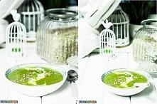 zupa krem z brokuła, przepi...