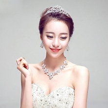 Biżuteria Ślubna Tiara Ślub...