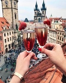 Praga-jedno z najpiękniejszych miast w Europie :)