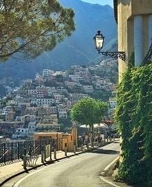 """Positano, Włochy """"Niezwykłe miejsca na Ziemi"""""""
