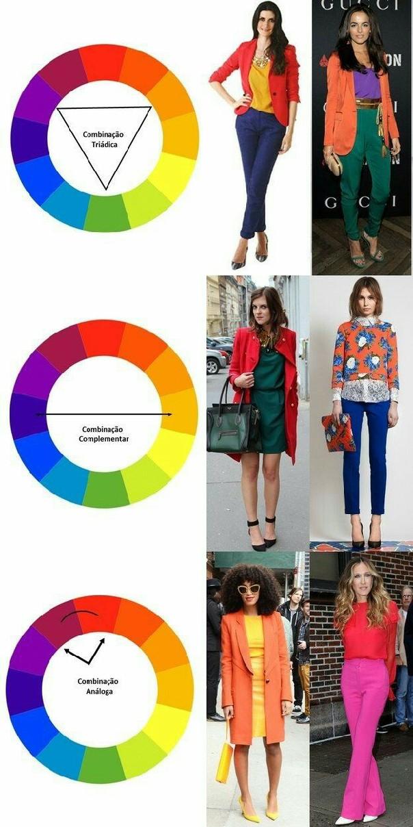 ❤ Dopasowywanie kolorów ❤  TO nie takie trudne jak się wydaje