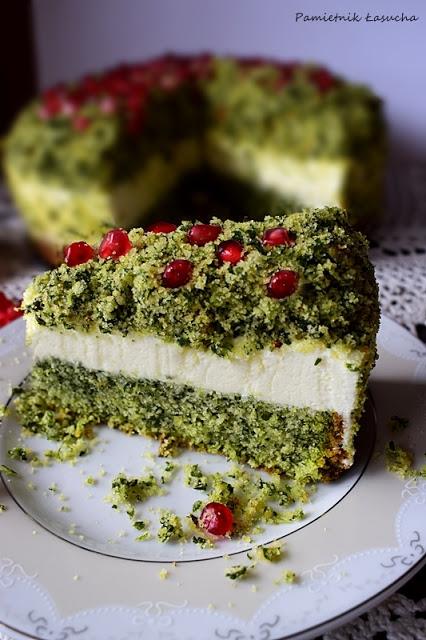 Ciasto 'Leśny mech' :) przepis już na blogu, zapraszam!