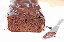 Daktylowe ciasto czekoladowe z aromatem earl grey