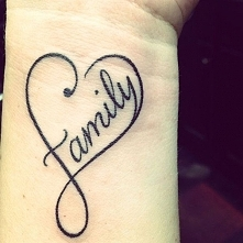 If You have family, you have everything.