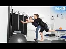 Trening z wykorzystaniem elektrostymulacji mięśni. Fizjoterapia