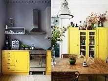 Żółty we wnętrzach, czyli ożywiamy się na wiosnę! :)