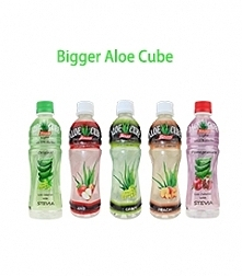 360ml houssy peach aloe cub...