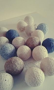 Cotton balls ze starych swe...