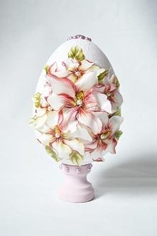 Ostatni dzień licytacji zapraszam ,możesz mieć to wyjątkowe jajko (16cm+podst...