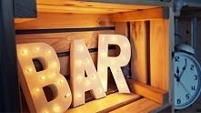 Świecący napis BAR - DIY - opis po kliknięciu w zdjęcie