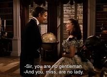 no gentleman, no lady