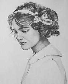 Najnowszy portret wykonany przeze mnie :)   Jeśli chcecie zobaczyć więcej to ...
