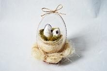 Wyjątkowe wielkanocne jajko...