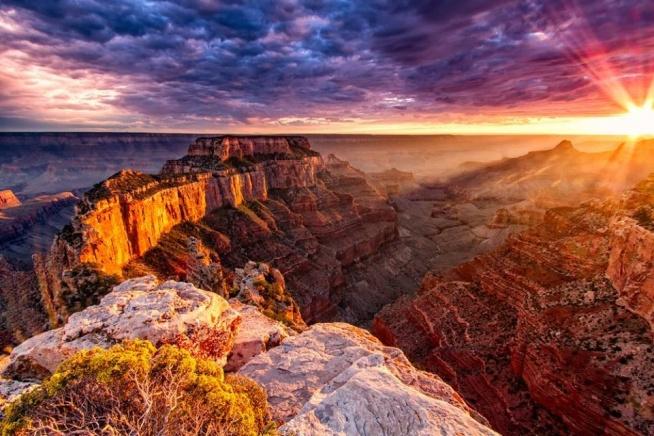 Park Narodowy Wielkiego Kanionu (Arizona, USA)