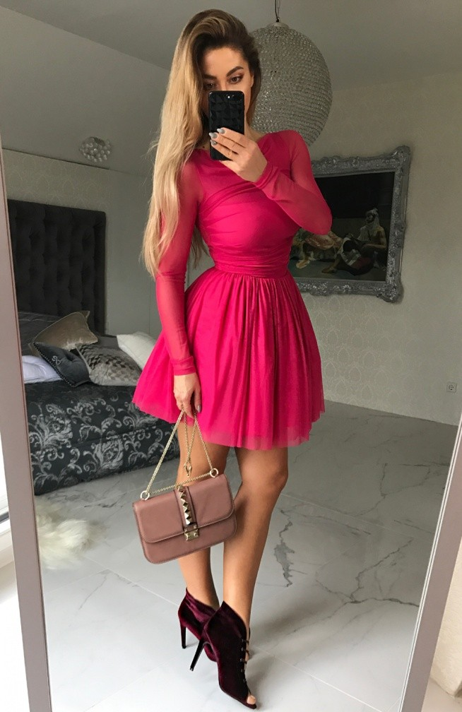 Sukienka Illuminate Rosie <3 <3 3
