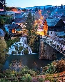 Rastoke, Chorwacja