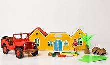 Zrób zabawkę z kartonu DIY....