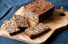Chleb bez mąki - z nasion, orzechów i kasz