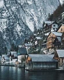 Hallstatt, Austria :)