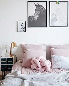 Poduszki supełki - Padi deko Zapraszamy na naszego Instagrama i Fb :) sypialnia, poduszki, wystrójwnętrz, design
