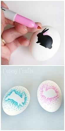 Wielkanocne jajka - diy