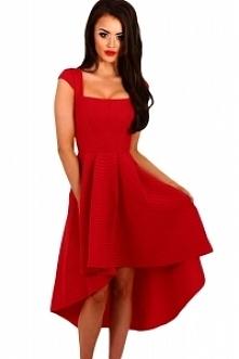 Czerwona sukienka <3 Cud...