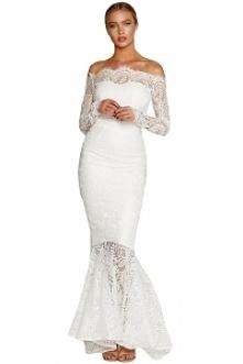 Sukienka ślubna biała koron...