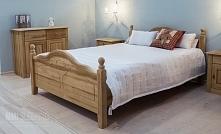 Wales. Klasyczne łóżko.