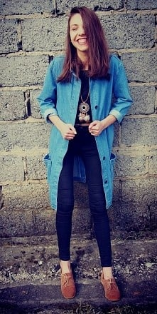 #jeans #smile #photo